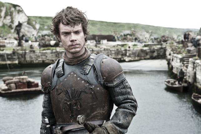 Il pavido Theon Greyjoy