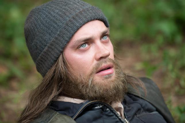 Un'immagine di Jesus in The Walking Dead