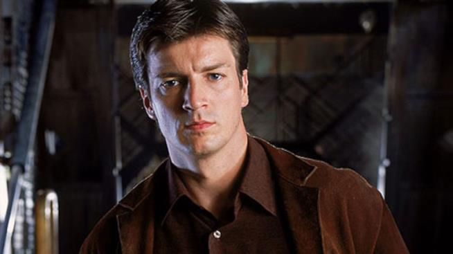 Nathan nella serie Firefly