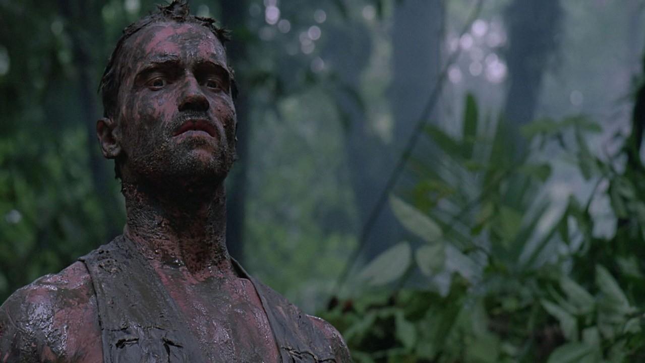 Arnold Schwarzenegger è il protagonista di Predator 1987