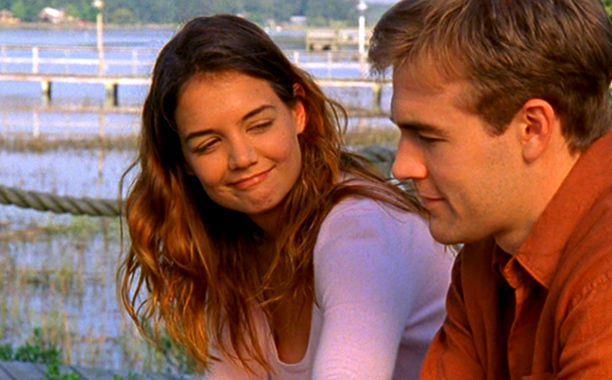 L'amore adolescenziale tra Joey e Dawson