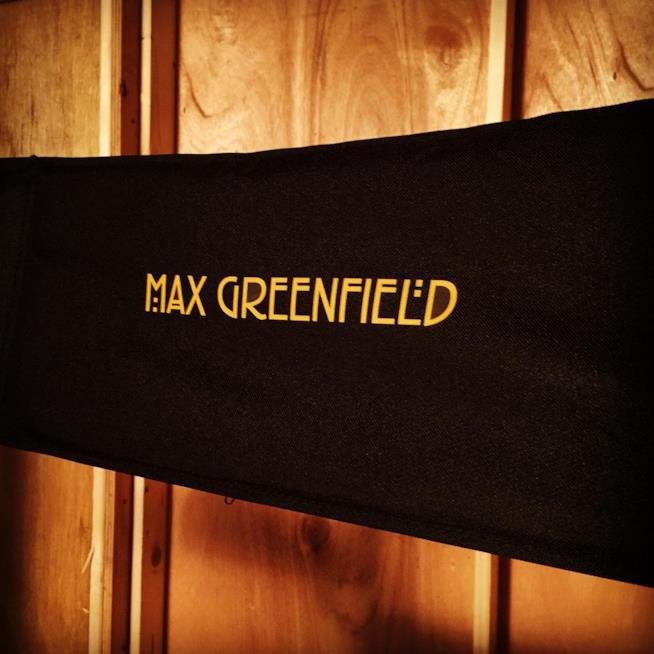 La poltrona di Max Greenfield