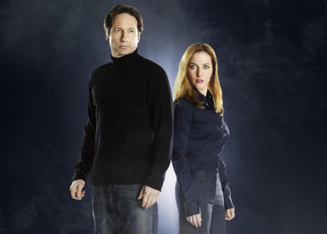 La miniserie di X-Files