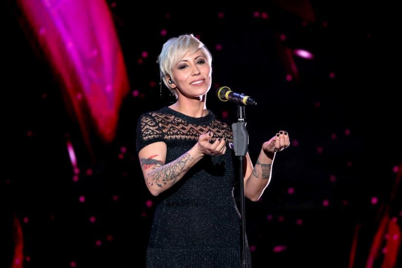 La cantante Malika Ayane