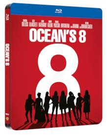 Il formato Blu-ray di Ocean's 8