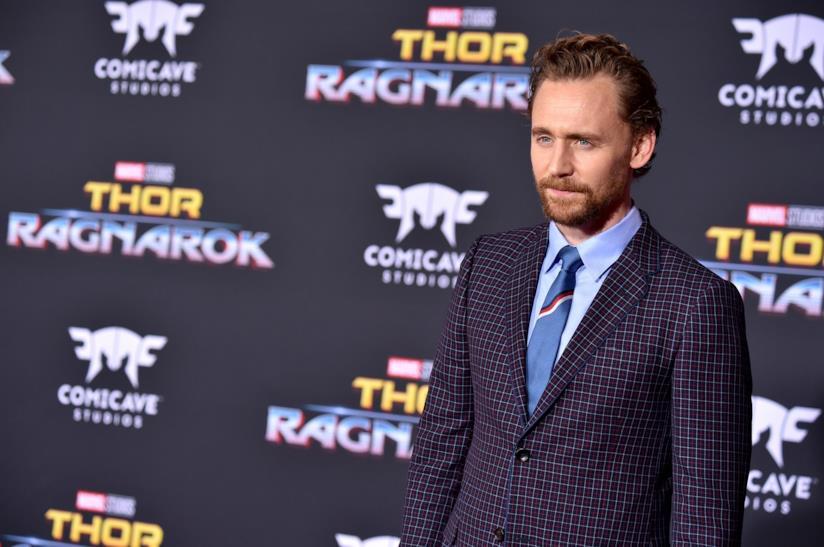 Tom Hiddleston protagonista di uno spot cinese