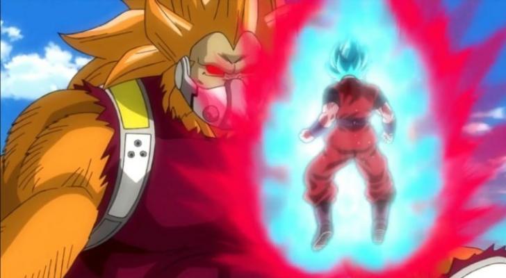 Dragon Ball Heroes Goku kaioken