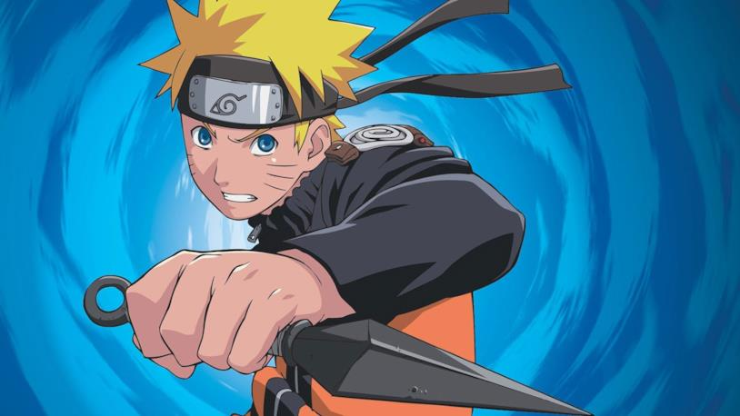 Naruto protagonista