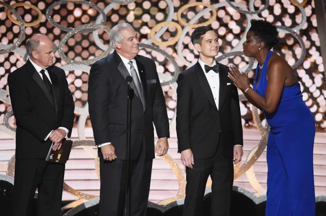 Leslie Jones agli Emmy 2016