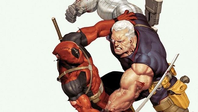 Cable e Deadpool nei fumetti Marvel