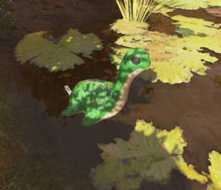 Il mostro di Loch Ness in Apex Legends