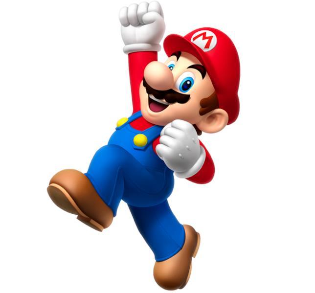 Dal videogame di Super Mario