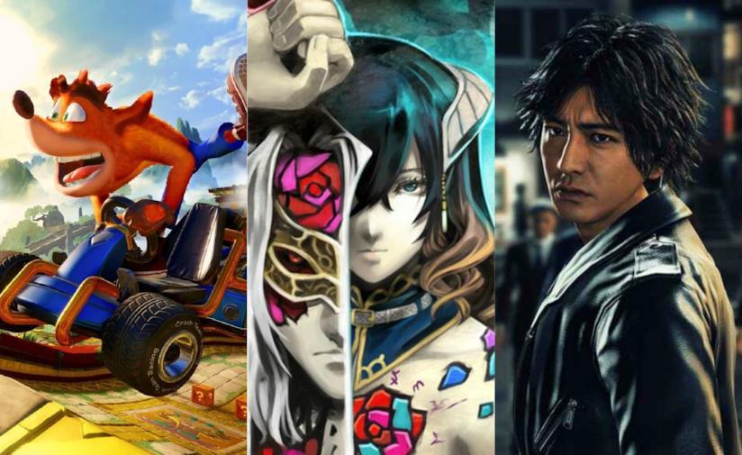 Alcuni dei migliori videogiochi in uscita a giugno 2019