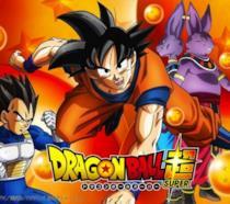 Dragon Ball Super Goku e Vegeta