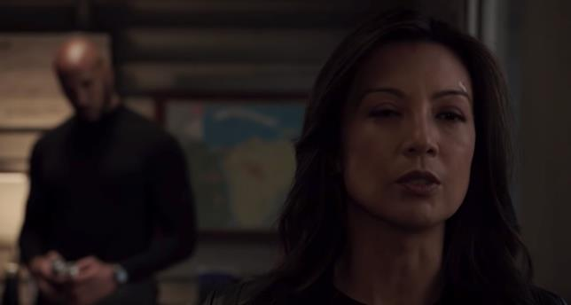 Melinda May e Mack nel trailer della sesta stagione di Agents of S.H.I.E.L.D.