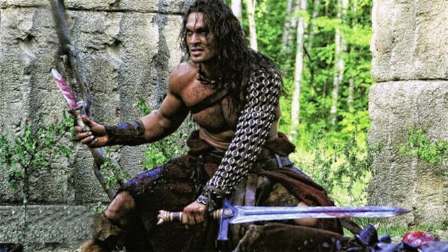 Conan Il Barbaro, Jason Momoa