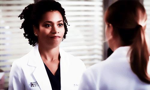 Kelly McCreary è Maggie Pierce in Grey's Anatomy
