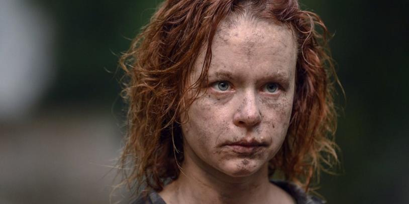 The Walking Dead: Mary, ex Gamma