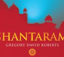 Copertina romanzo Shantaram