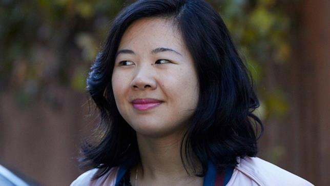 L'attrice Samantha Wan
