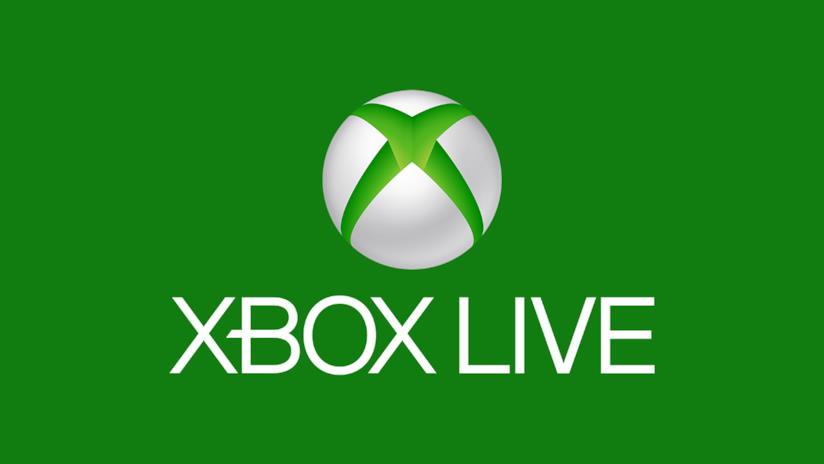 Il logo dei servizi Xbox Live per le piattaforme Microsoft