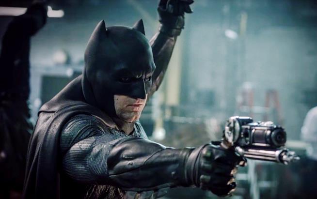 Ben Affleck nei panni di Batman