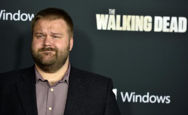 The Walking Dead: il creatore dei fumetti Robert Kirkman