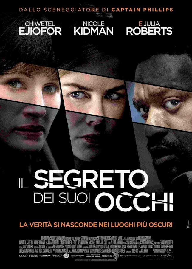Il poster de Il segreto dei suoi occhi 2015