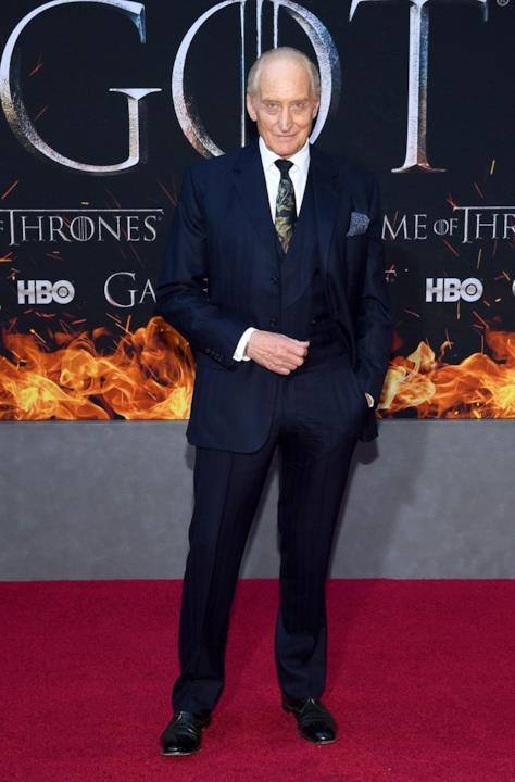 Charles Dance, capostipite della famiglia Lannister