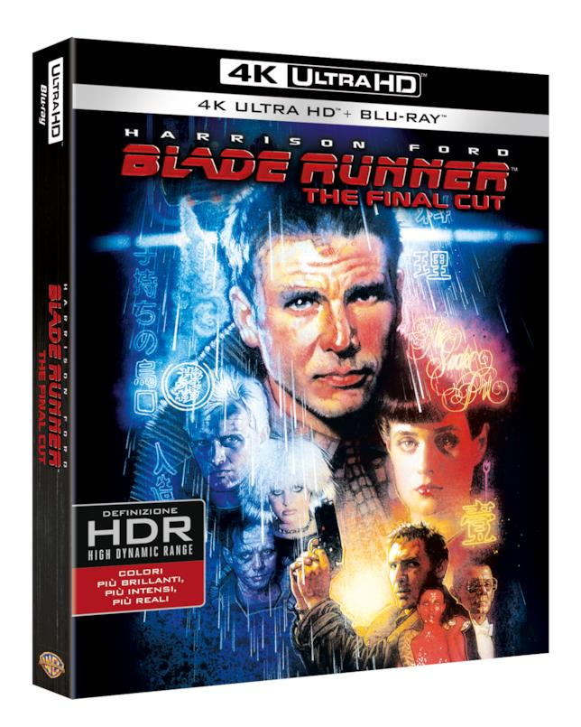 Cover del boxset Blade Runner - The Final Cut