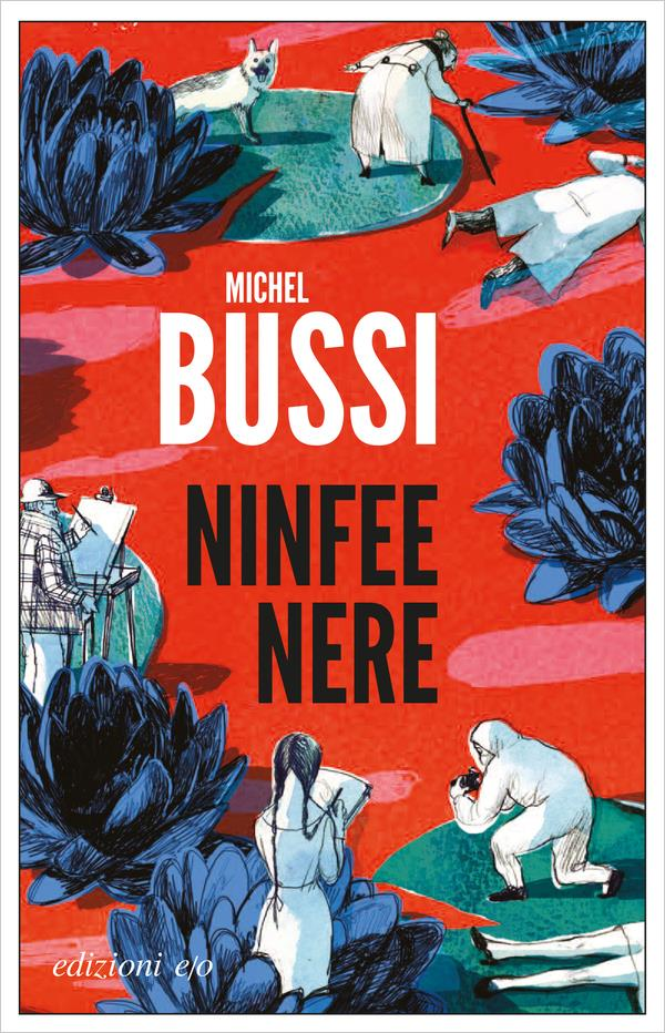 Edizioni e/o pubblicherà in italiana Ninfee Nere di Michel Bussi