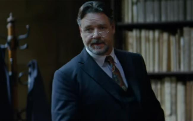 La Mummia: Russell Crowe è il Dr. Jekyll