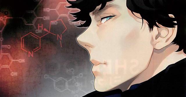 Sherlock diventa un manga grazie a Panini