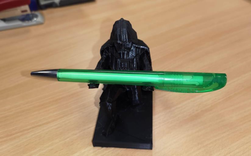 Il portapenna di Darth Vader