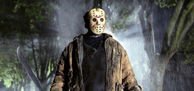 Jason Voorhees nel film splatter cult Venerdì 13
