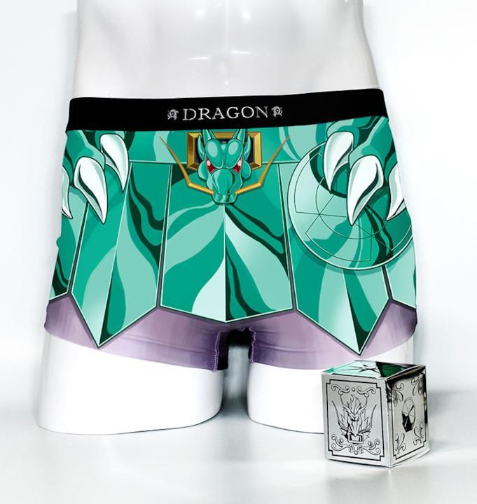 I boxer ispirati al cavaliere del Dragone