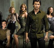 Smallville: un'immagine promozionale dalla serie