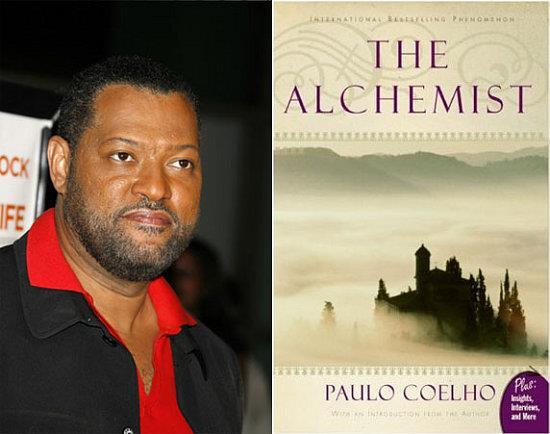 Laurence Fishburne detiene i diritti del romanzo L'alchimista.