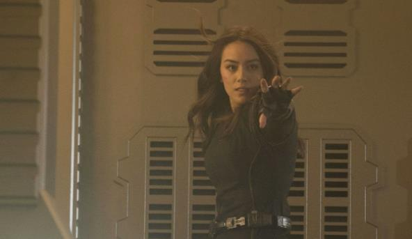 Daisy Johnson è Quake in Agents of S.H.I.E.L.D.