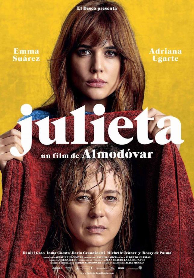 Cannes 69, Almodovar cerca la Palma con Julieta