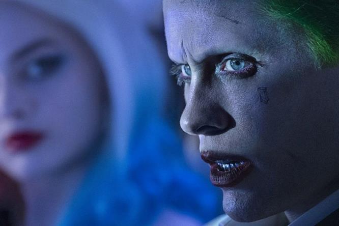 Il Joker e Harley Quinn in una scena di Suicide Squad