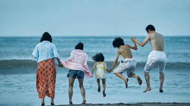 Una scena di Un affare di famiglia