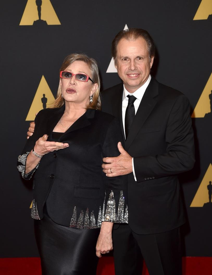 I fratelli Fisher: Carrie e Todd