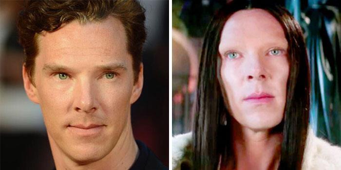 Da uomo a donna: la trasformazione di Benedict Cumberbatch