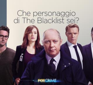 Che personaggio di The Blacklist sei?