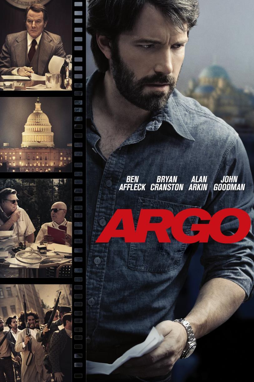 Il poster di Argo di Ben Affleck