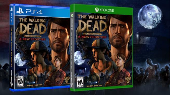 The Walking Dead: A New Frontier si avvia verso la conclusione