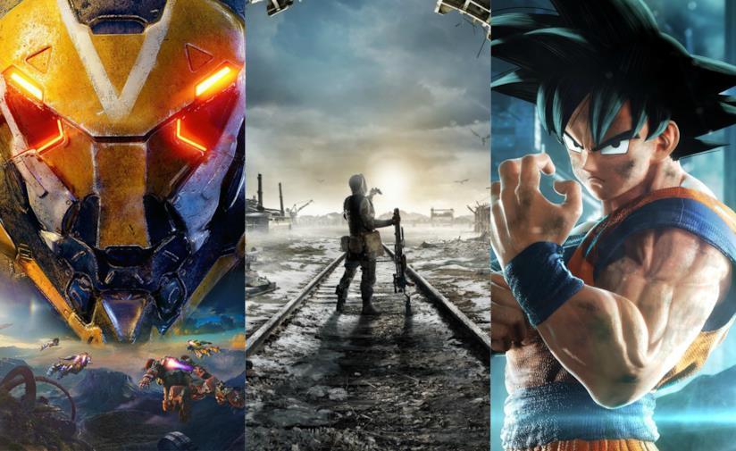 Alcuni dei migliori videogame in uscita a febbraio 2019