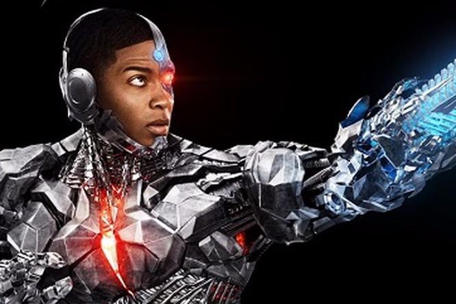 Cyborg in nuovo poster tratto da Justice League