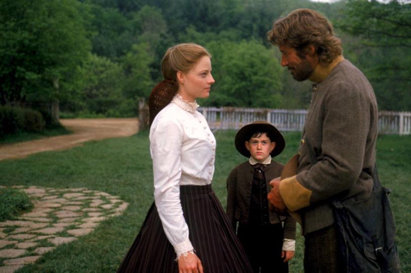 Jodie Foster e Richard Gere
